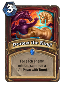Protect the King