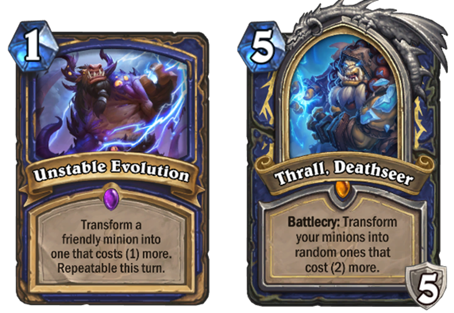 Kyle's Decks: Elemental Evolve Shaman – The Age of Heroes